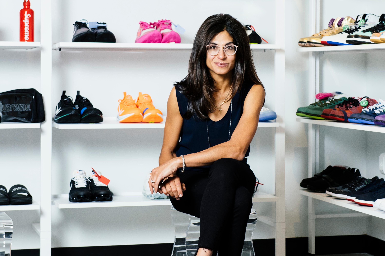 Deena Bahri, chief marketing officer of StockX
