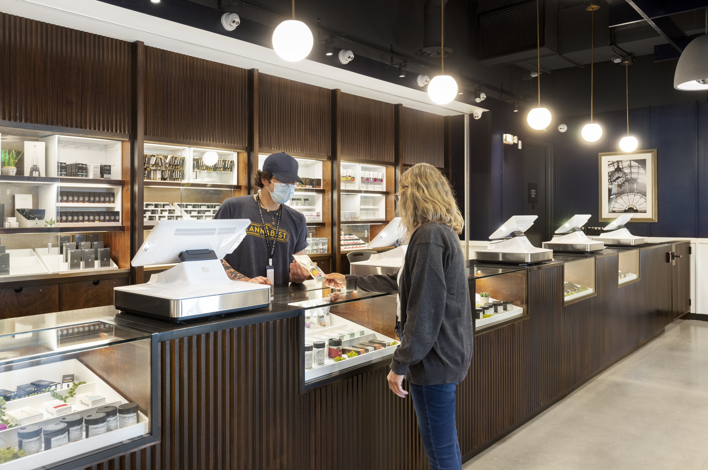 Columbia Care rebrands with Apple-inspired cannabis stores