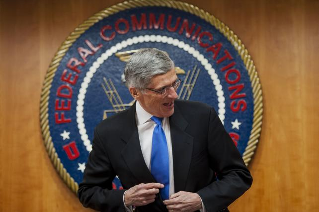 Limits on Internet Providers' Use of Data Advance at the FCC