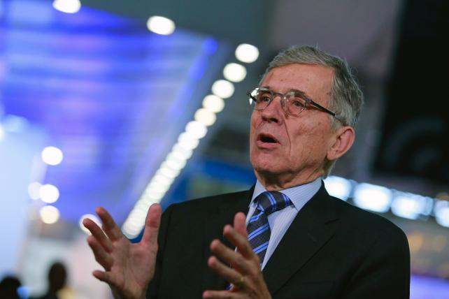 FCC Chair Tom Wheeler to Resign as Trump Takes Office