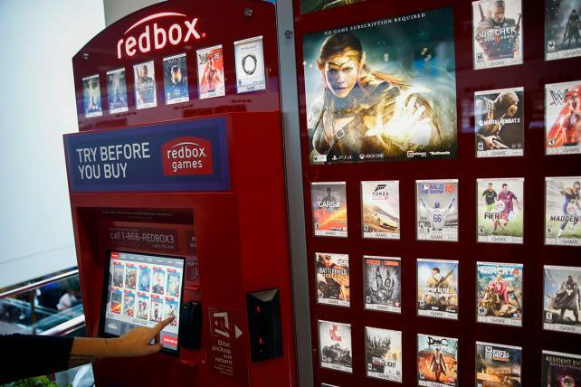 DVD déjà vu: Redbox is gearing up for first major campaign