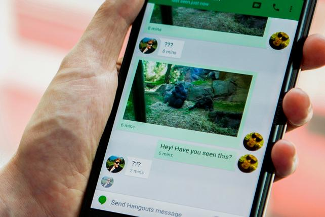Google Takes Aim at Slack With New Hangouts Update