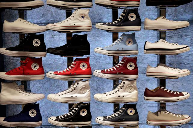 Converse promotes Nike exec to CMO role