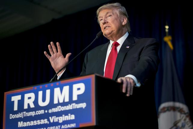 Why Negative Ads Against Donald Trump Haven't Worked So Far