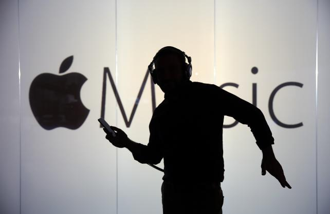 Apple Plans Marketing Blitz to Back Revamped Streaming Music Service