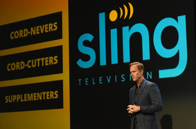 Dish Remakes Sling TV App to Vie With Hulu, Netflix in On-Demand