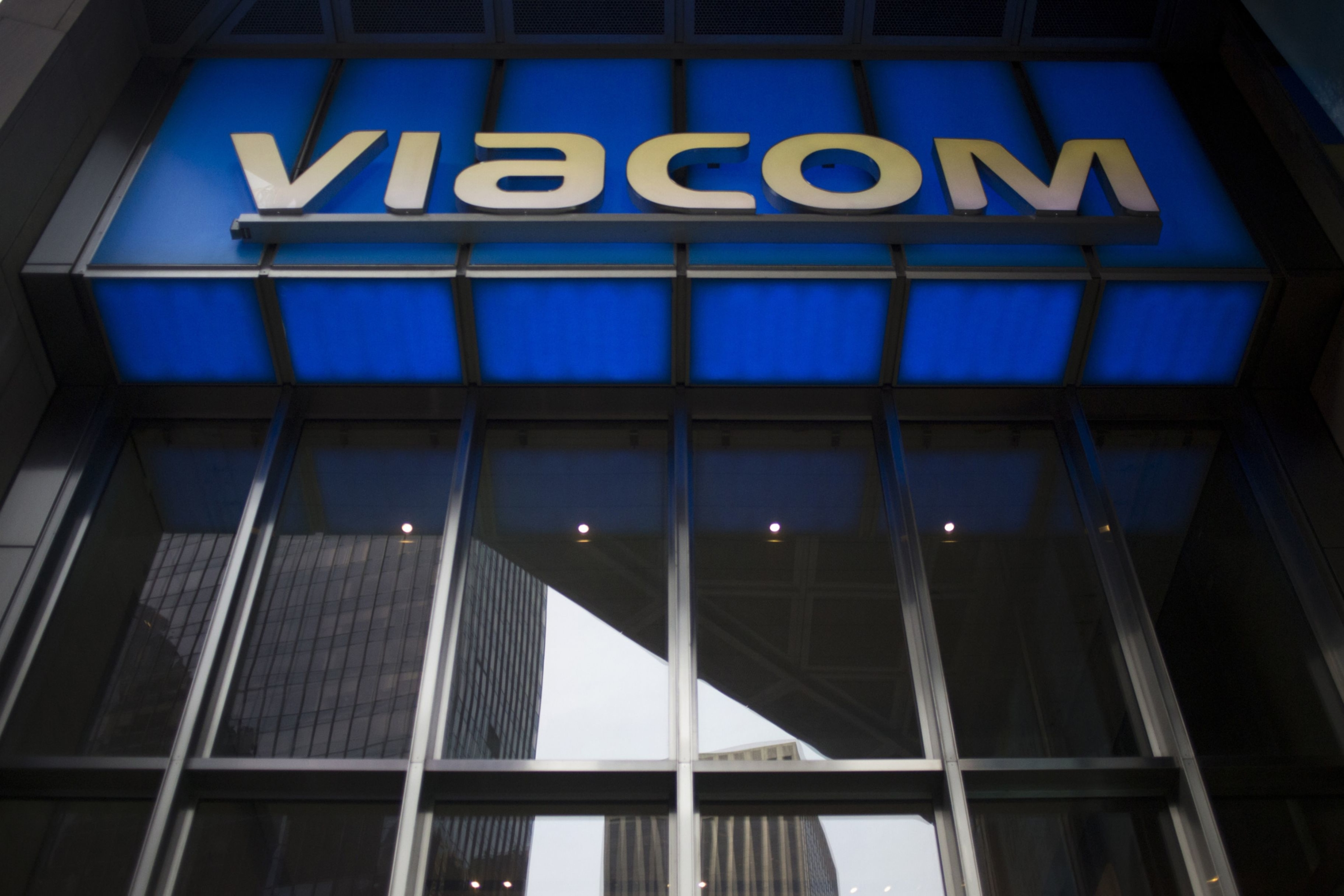 Viacom tops estimates in last quarter as stand-alone company