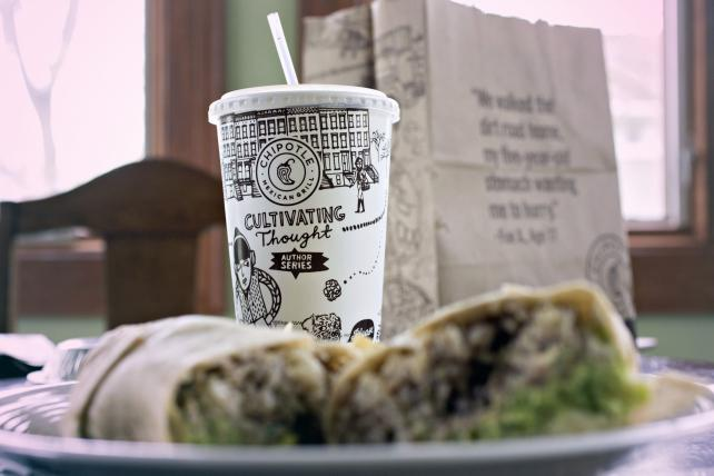 Chipotle says month-old ad campaign is already paying off