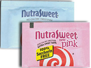 Hey, That Nutrasweet Looks Like Splenda