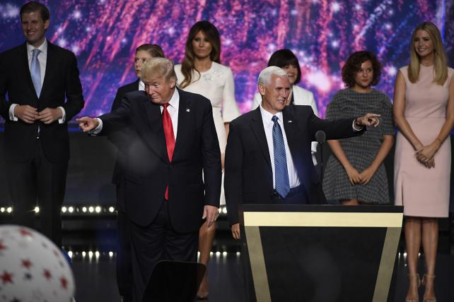 The Media Chart for July 29: America's Got Talent -- and Election Fever