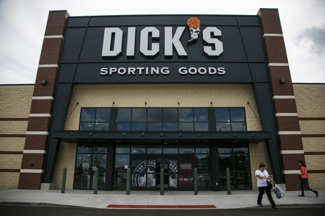 Dick's Sporting Goods ramps up gun control push