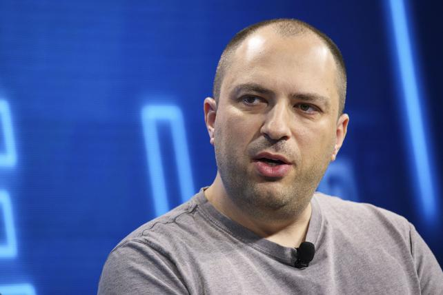 WhatsApp CEO's early exit from Facebook could cost him $1bn