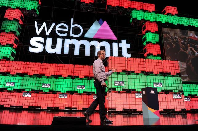 Both 'Shame' and 'Excitement' Over Trump at Web Summit in Portugal