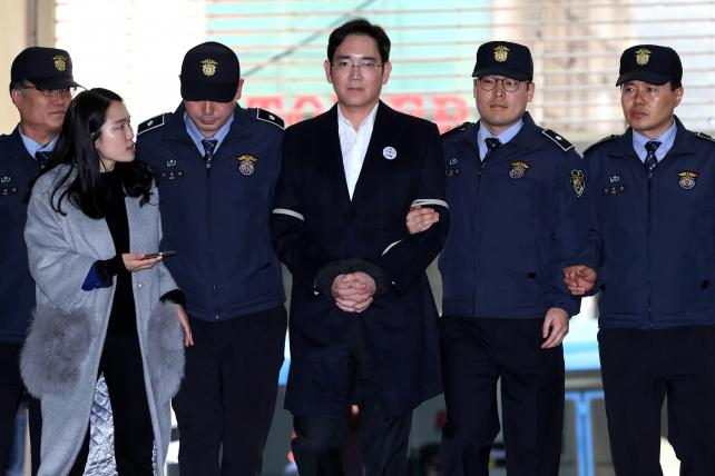 Samsung Heir's Indictment Could Put Deals, Big Decisions On Hold