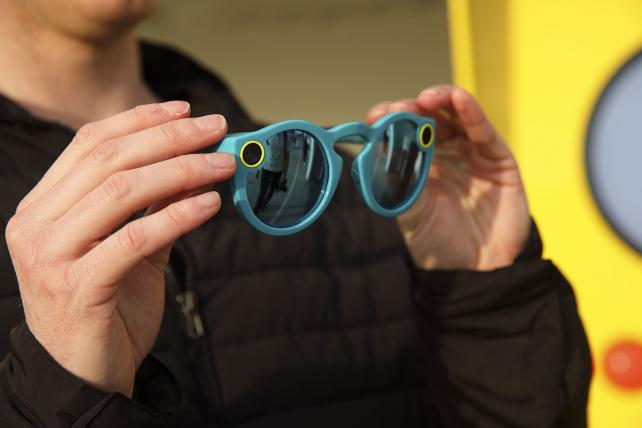 Snapchat's forced ads and redesign are bigger than glasses
