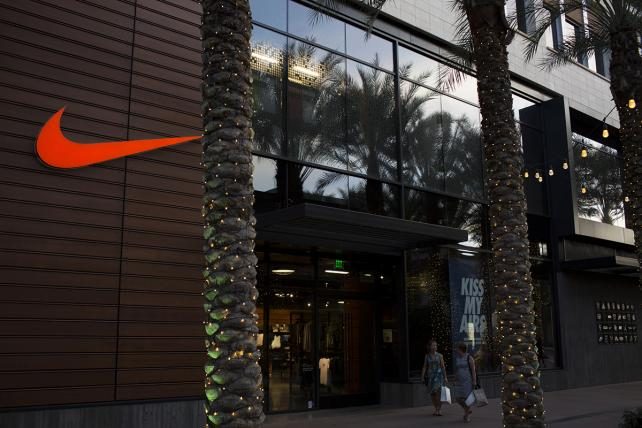 Nike Shows Signs of Rebound After Rocky Year