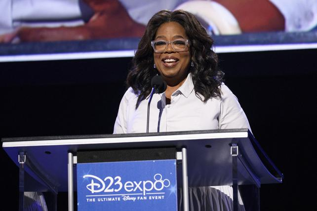 Weight Watchers Plans Include Branding and, Naturally, Oprah