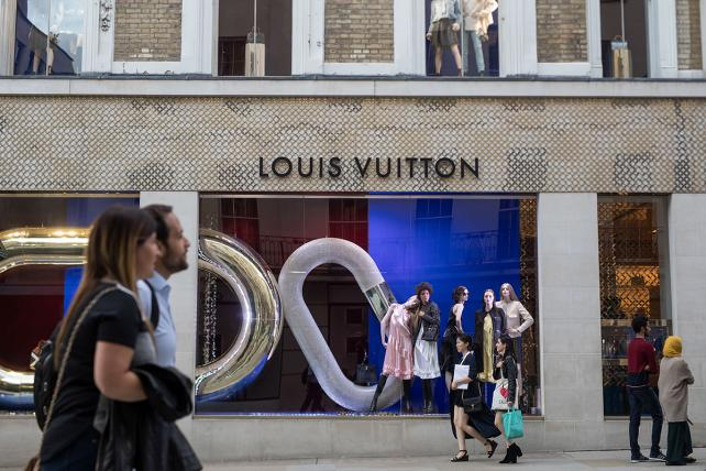 LVMH said to be reviewing media in North America