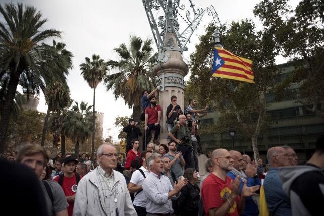 Agencies, Marketers Navigate Spain Uprising