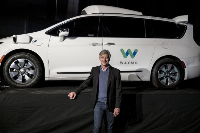 Waymo Wins Approval for Driverless Ride-Hailing Service