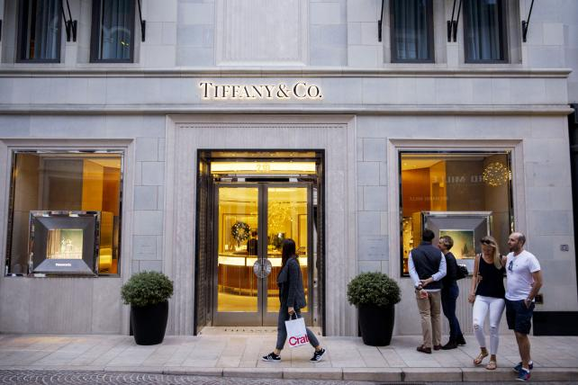 Tiffany's ramps up marketing on strong quarter