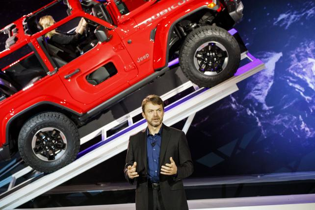 Mike Manley replaces ailing Marchionne as FCA CEO