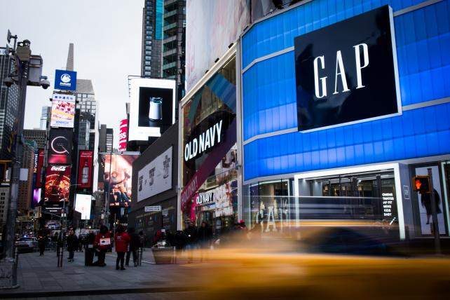Gap to spin off Old Navy