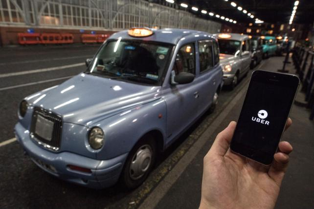 Uber granted 15-month license to operate in London