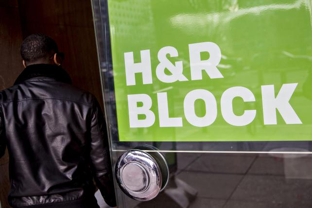 With new CMO and AOR, H&R Block is ready for Trump taunts