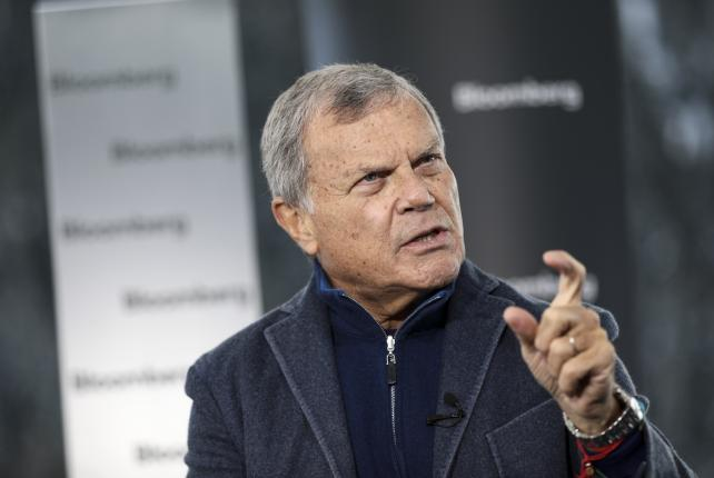 Martin Sorrell's Saturday night exit draws cheers, jeers