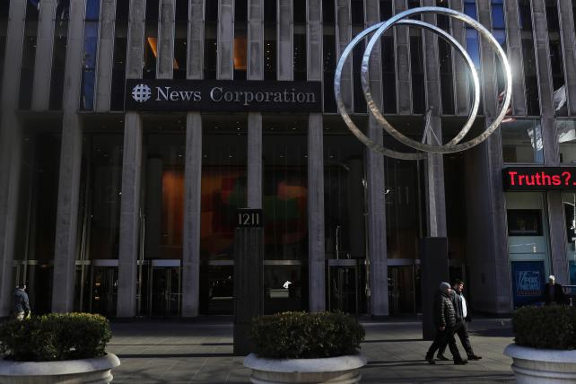 Fox tops Wall Street estimates as NFL, politics boost ad sales