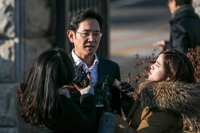 Samsung Heir Freed From Prison in Unexpected Court Reversal