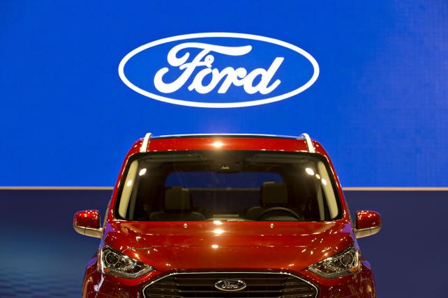 Ford puts global creative in review