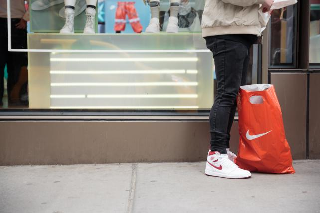 Another Nike Exec Departs Amid Conduct Review