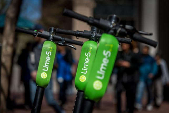 Uber will rent scooters in partnership with Lime