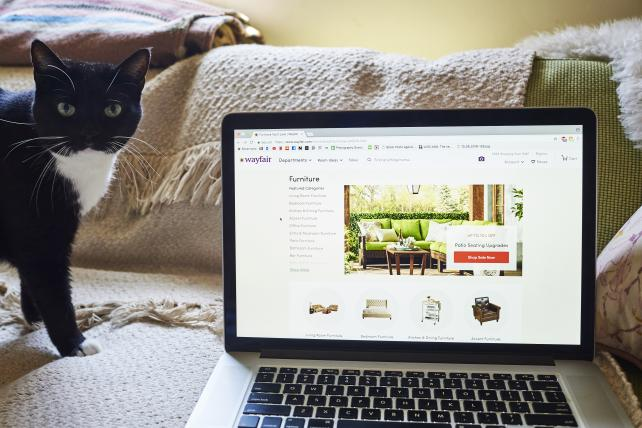 Wayfair bets on brick-and-mortar with first store