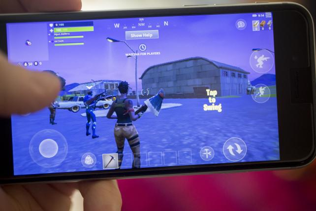 Fortnite fever rises as video-game makers gather for confab