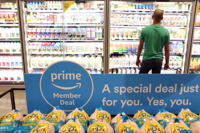 Amazon Prime Day works for gadgets, but cereal and cod?