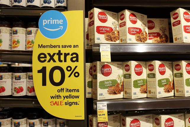 Under Amazon, Whole Foods has some secrets