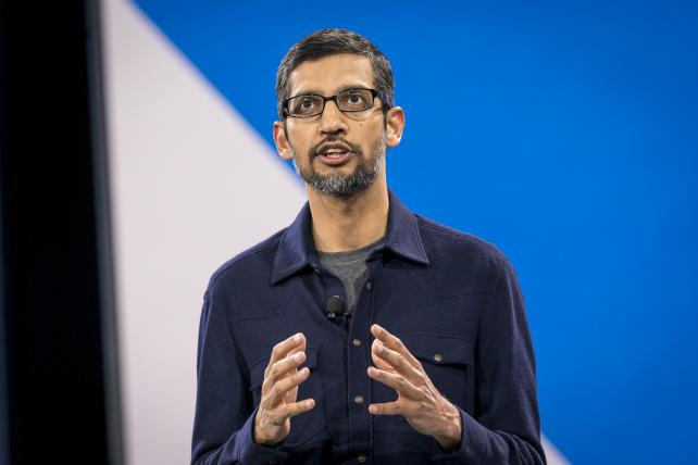 Google sees growth, but headwinds from rivals loom