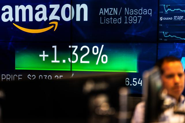 Amazon margins are earnings key as tech needs more good news