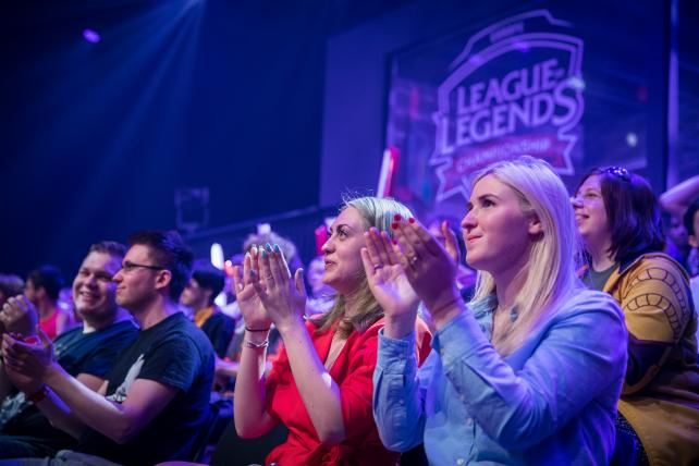 How an Esports League Is Changing to Lure Brand Sponsors