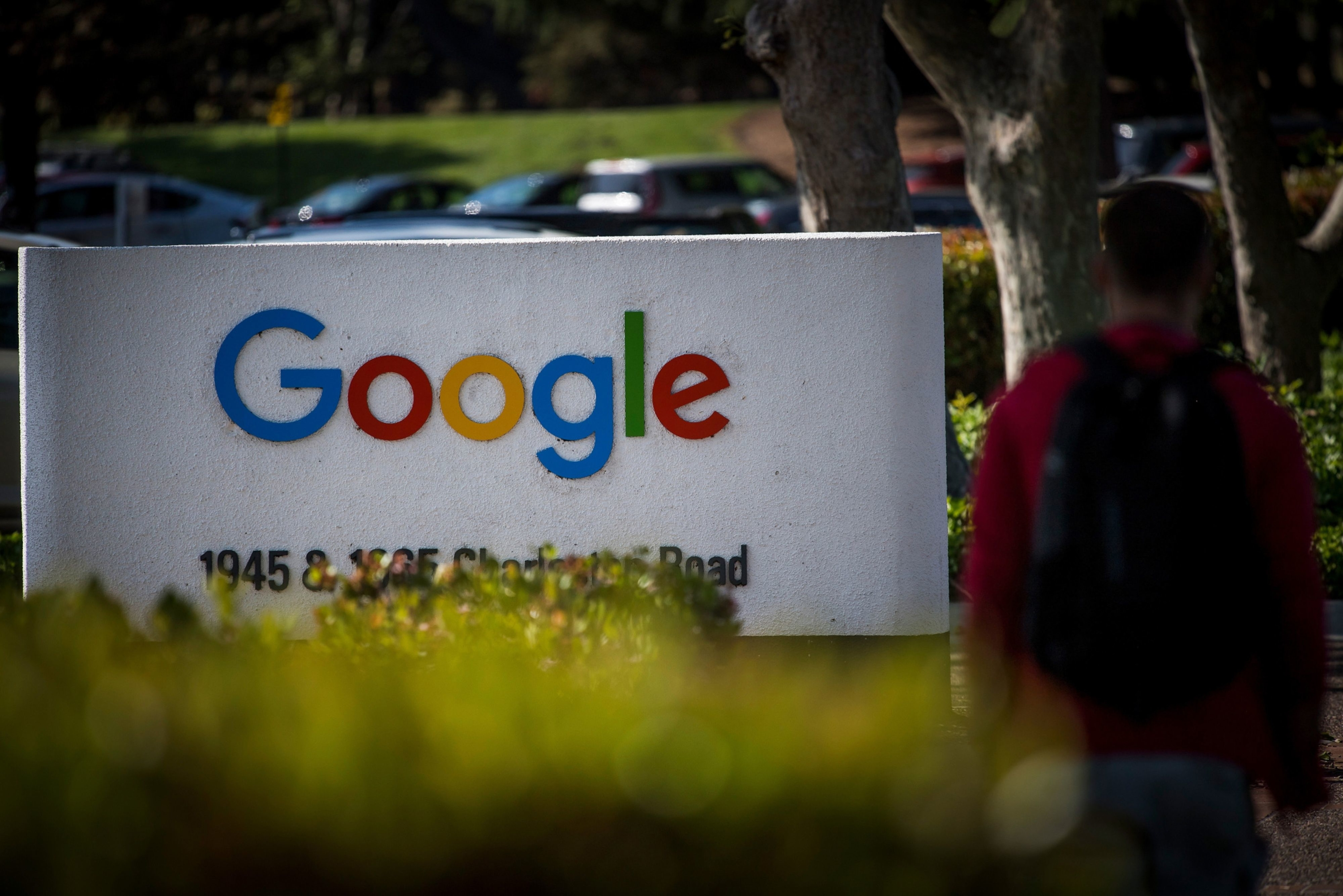 Google sued by U.S. for monopoly abuse in landmark antitrust case