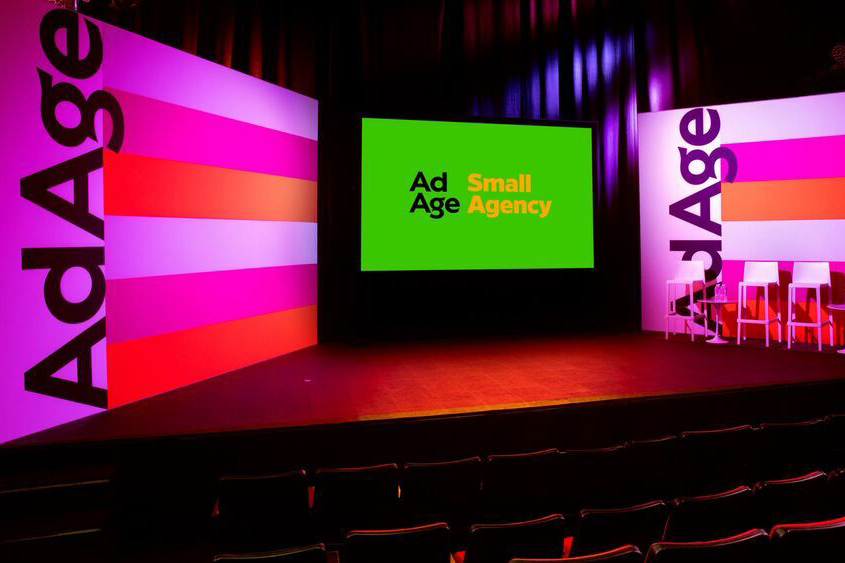 Amp spotlight: Amp members dominate Ad Age Small Agency Awards