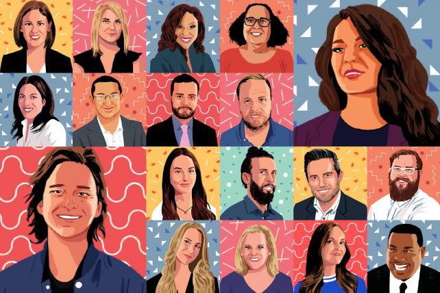 Meet Ad Age's 2018 40 Under 40
