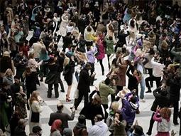 T-Mobile Dance