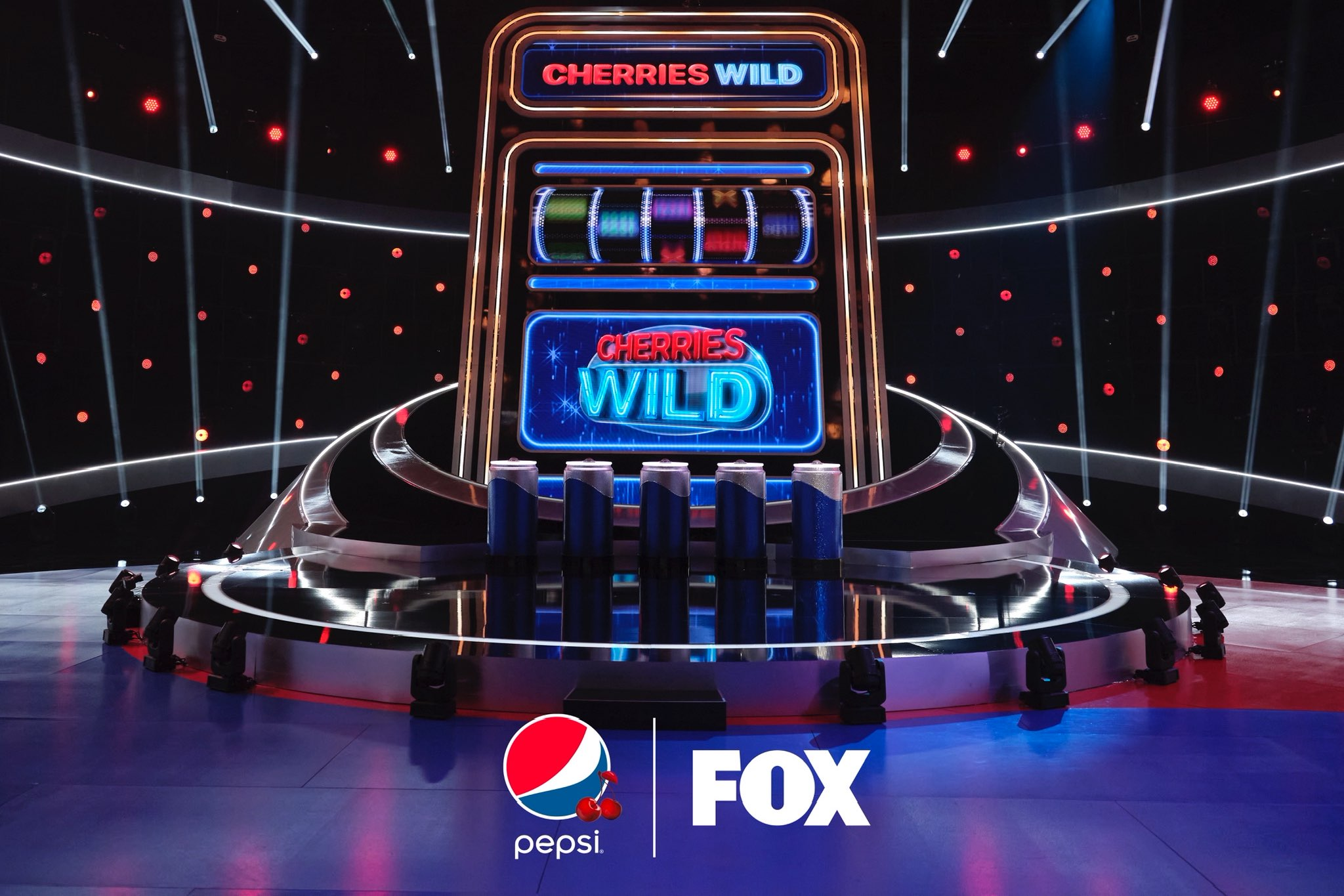 Pepsi and Fox hook up for new 'Cherries Wild' game show in branded integration deal