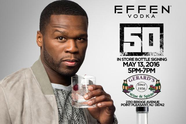 Lowdown: 50 Cent Gaffe Prompts Effen Vodka Boycott in Cincy
