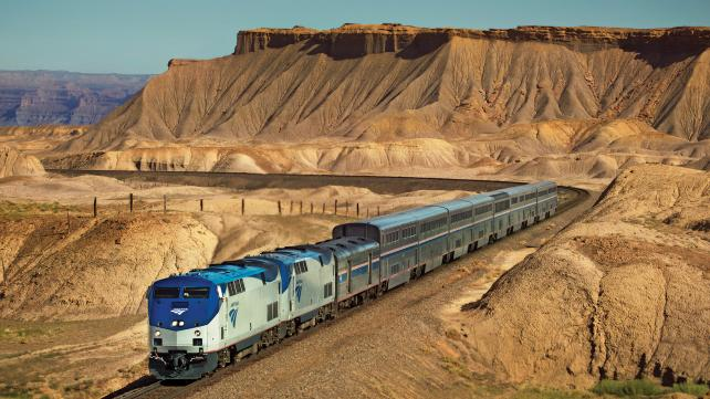 Amtrak Airs First National Campaign in 15 Years