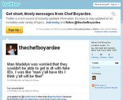 Fake: The Chef Boyardee